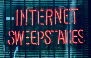 Internet cafe sweepstakes in michigan