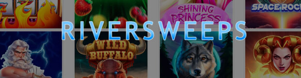 Players are Loving River Sweepstakes Software